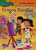 : Dragon Tales: Dragon Doodles Coloring Book