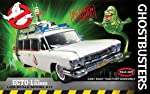 Polar Lights 958 Ghostbusters Ecto-1 with Slimer Figure 1/25 Scale Snap Model Kit from Polar Lights