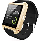 [Prime] U8 Bluetooth V4.0 Bluetooth Wrist Smart Watch WristWatch UWatch for IOS