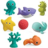Infantino Aquarium Bath Squirters