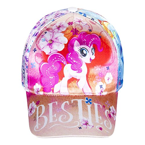 My Little Ponies Childrens/Girls Besties Cap (20.4in) (Multi Colored Pony)