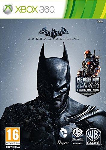Batman: Arkham Origins - Xbox 360 (Xbox One Compatible)