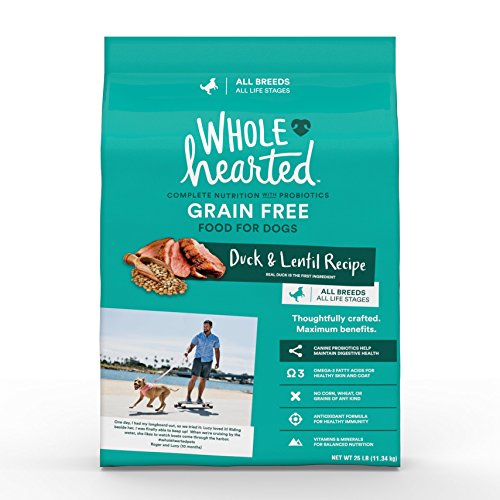 WholeHearted All Life Stages Grain Free Dry Dog Food