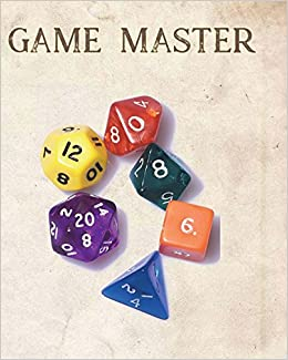 Game Master: Hexagon Paper For Gaming| Hex Map Paper For Gamers