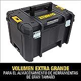 DEWALT TSTAK Tool Box, Deep