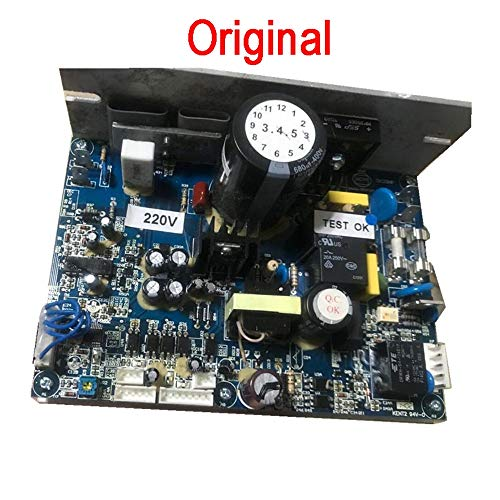 - Pukido Control board for BH G637C treadmill driver board Power supply board G637C mainboard - (Plug Type: 220V original)