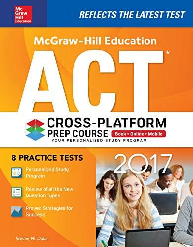 Links Edition Planner (McGraw-Hill Education ACT 2017 Cross-Platform Prep Course)