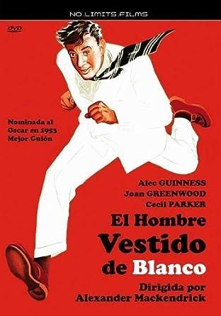 Amazon.com: The Man In The White Suit (El hombre vestido de ...