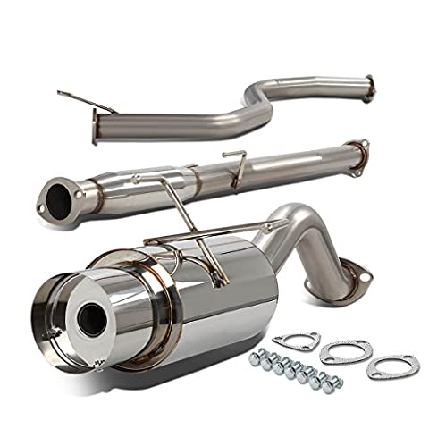 Honda Civic Catback Exhaust System 4.5