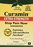 curcumin terry naturally - Terry Naturally Curamin Extra Strength, Safe and Powerful Pain Relief with BCM95 Curcumin 30 Tabs