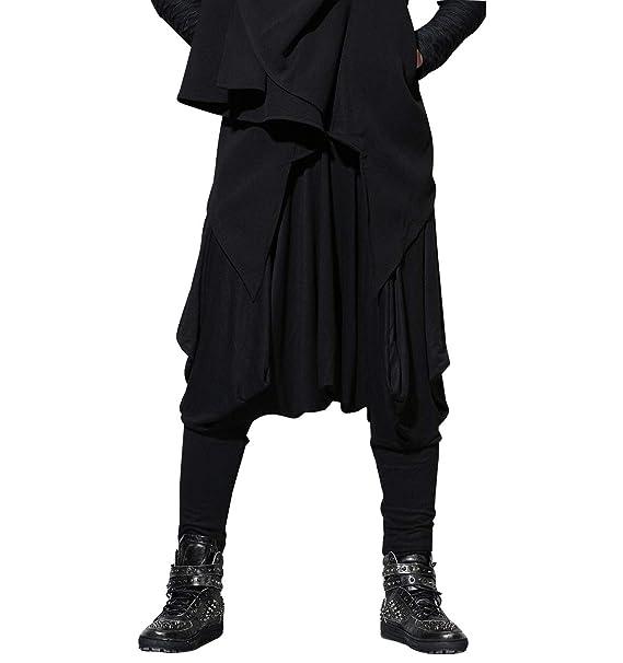 Amazon.com: Ellazhu GYM22 A - Pantalones de yoga para hombre ...