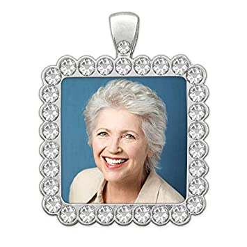 Engagement & Wedding Bridal Wedding Bouquet Photo Charm Copper Picture Frame Memorial Diy Attractive And Durable Bridal & Wedding Party Jewelry