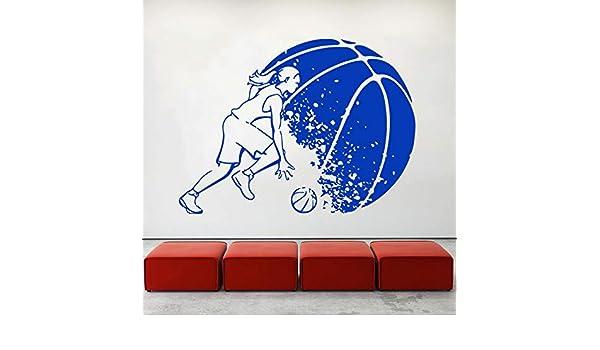 yaoxingfu Diseño de Arte Decoración del hogar PVC Jugador de ...
