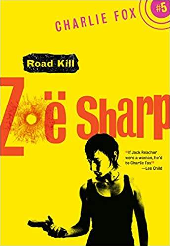 Book Road Kill (Charlie Fox)