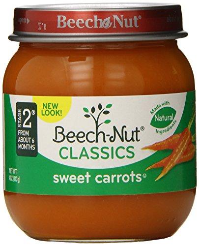 Clásicos de la haya-Nut, dulce de zanahorias, 4 onzas (paquete de 10)