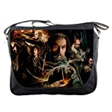 The Hobbit The Desolation Of Smaug Gandalf Movie Messenger Bag School Textbook Macbook Ipad Laptop Computer Sling Cross Body Bags