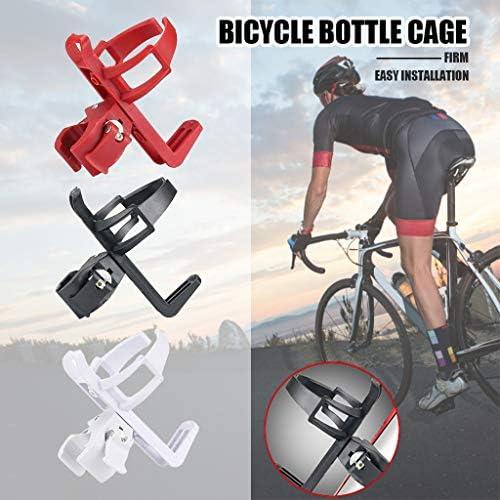 carol -1 Flaschenhalter Fahrrad, 360 Grad Rotation Bike Cup Halter For Trinkflasche Babyflaschen Fit Fahrrädern, Mountainbike, Kinderwagen und Rollstuhl