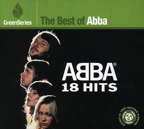 CD : ABBA - Best Of - Green Series (CD)