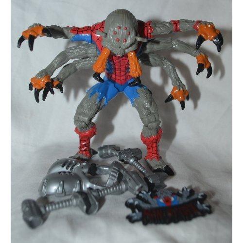 (Spider-Man Animated Series Man-Spider Action Figure)