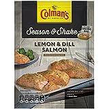 Colmans Season And Shake Lemon Dill And Salmon 18G