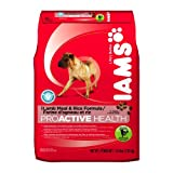 Iams Proactive Health Adult Lamb Meal and Rice, 15.5-Pound Bags, My Pet Supplies