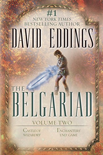 The Belgariad, Vol. 2 (Books 4 & 5): Castle of Wizardry, Enchanters' End Game - Castle Ridge Collection