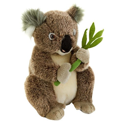 Plush Koala Bear Gray ()