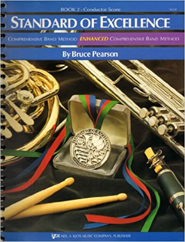 w22f standard of excellence book 2 conductor score