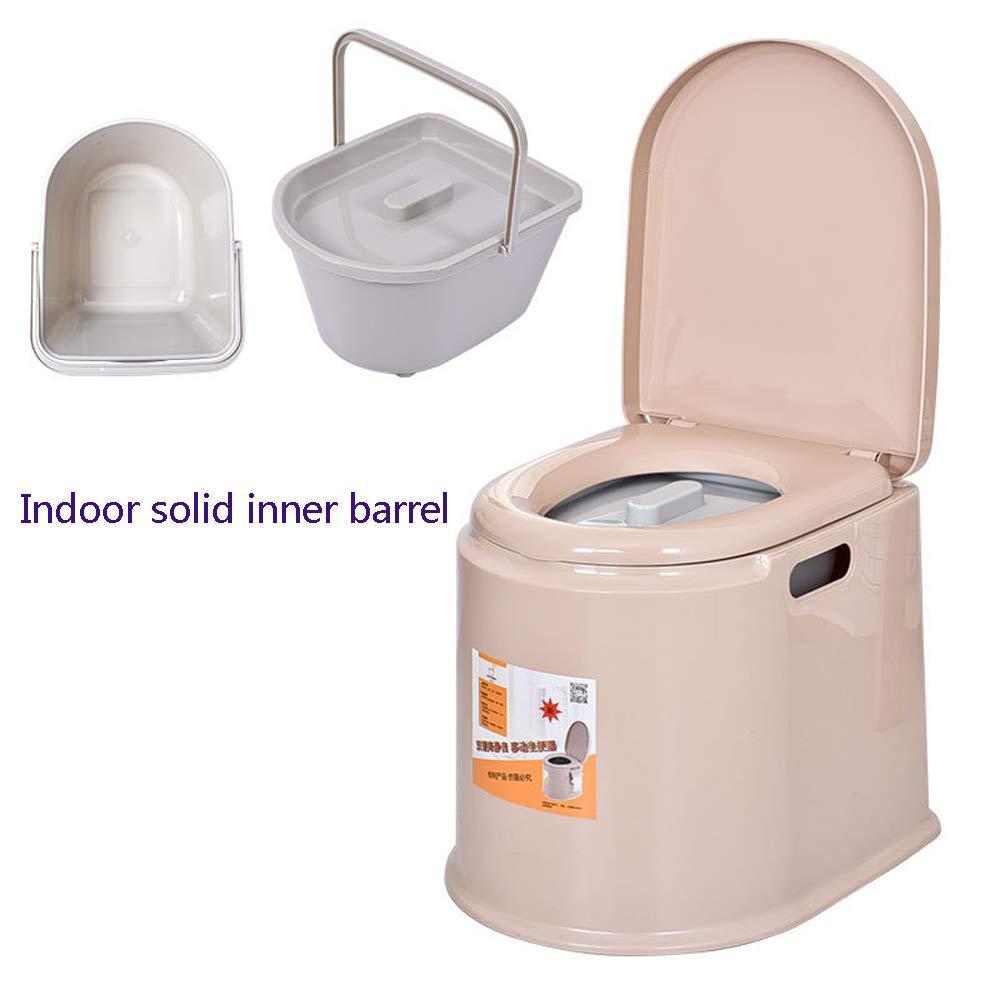 Bewegliche Toilette, Die Starken Rutschfesten Entfernbaren Toilettentoilettenschwangerfrauen Plastiktoilettenstuhl  Gewöhnlichen Erhöht,E