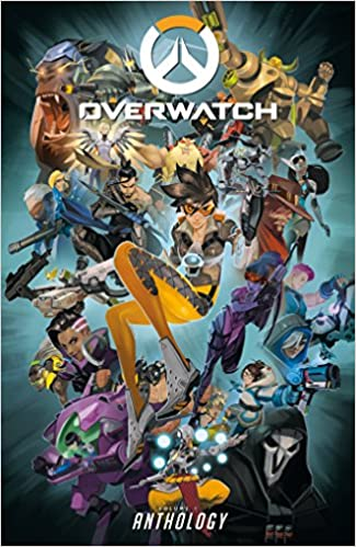 Overwatch Anthology 1: Amazon.it: Robert Brooks, Matt Burns