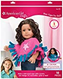 Best American Girl Crafts The American Girl Dolls - American Girl Crafts Star Cape for Doll Review