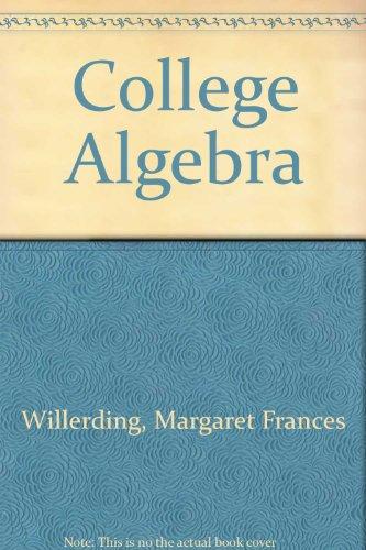 College Algebra 9780471946571 Slugbooks