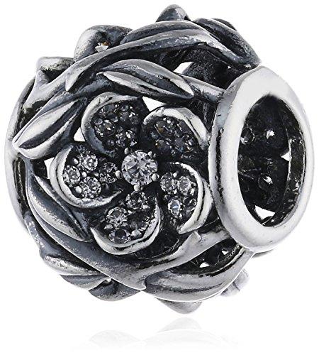 Pandora - Perle - Argent 925 - Oxyde de Zirconium -791419CZ