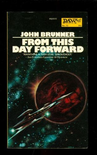 book cover of From This Day Forward