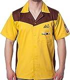 Ripple Junction Authentic Replica Big Lebowski Bowling Shirt