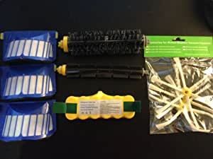 Kit Premium Batería para iRobot Roomba 630 y 650 con Aerovac
