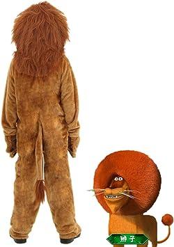 CVDEKH Disfraz Dibujos Animados Disfraces Rey Leon Simba Mascota ...