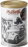Musetti(ムセッティー) エボリューション コーヒーパウダー (挽き豆) 極細挽き 125g 缶