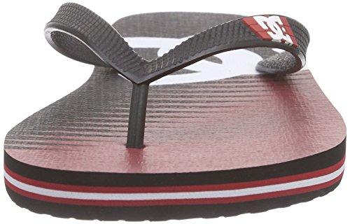 Dedo Xrrk Shoes Hombre Graffik Rot M Rojo Sandalias de DC Spray SNDL 0qfPfn8B