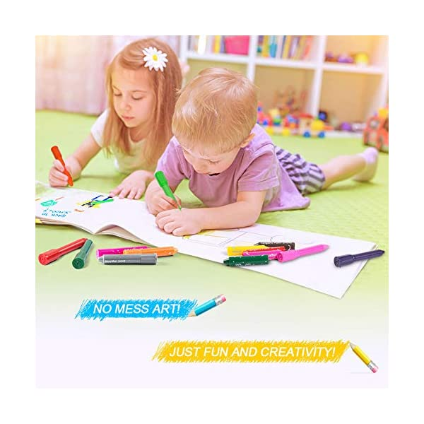MayMoi-Washable-Crayons-Tempera-Paint-Sticks-for-Kids-Teens-and-Adults-24-Colors-Non-Toxic-Quick-Drying
