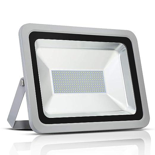 150W Proyectores LED blancos fríos, proyectores industriales ...