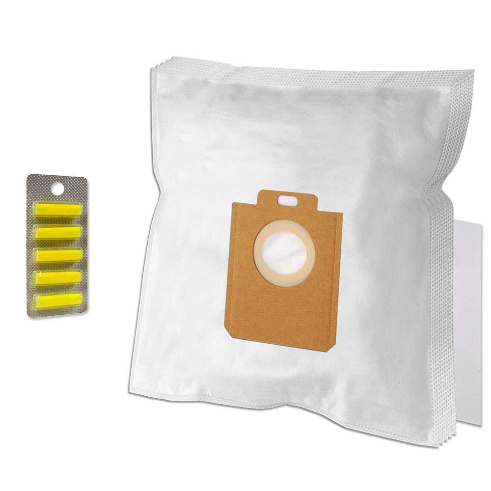 Acquisto PakTrade 5 Sacchetti (Microfibra) + 5 Profumi + 1 Filtro per Aspirapolvere Philips Jewel FC9056 Prezzo offerta