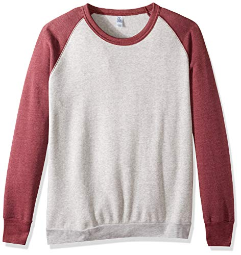 shirt Alternative Currant Sweat Eco Homme amp; Oatmeal True 54Fqw4