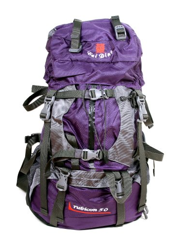 Extra Large Internal Frame Hiking Hunting Camping Backpack 6 Color Options, Outdoor Stuffs