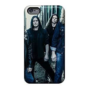 Iphone 6plus BmE10875QZKS Custom Colorful Megadeth Band Skin Scratch Resistant Hard Cell-phone Cases -CristinaKlengenberg
