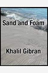 Sand and Foam Kindle Edition