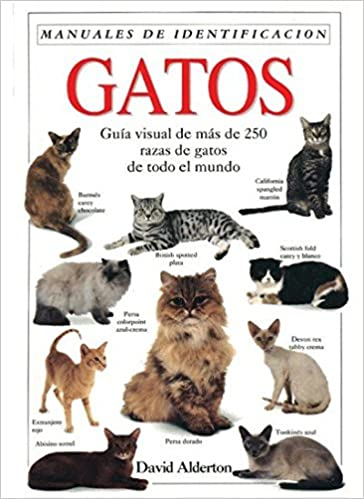 Gatos - Guia Visual de Mas de 250 Razas (Spanish Edition): David Alderton: 9788428209410: Amazon.com: Books