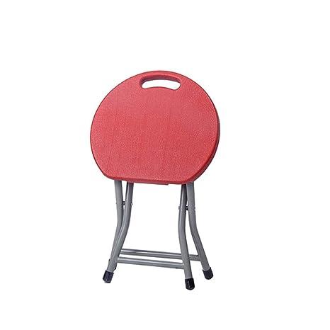 Amazon.com: ZR Taburete plegable para acampada silla ...