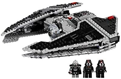Lego Star Wars 9500 Sith Fury-class Interceptor by LEGO