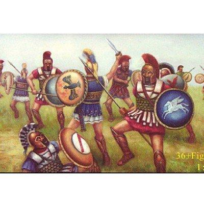 Greek Warriors (Hoplite)